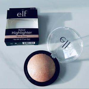 💥4/$20 New ELF Baked Highlighter in Blushed Gems